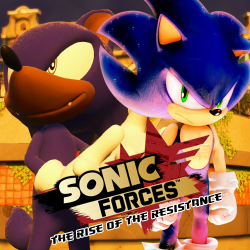 Default sonic forces the rise of the resistance