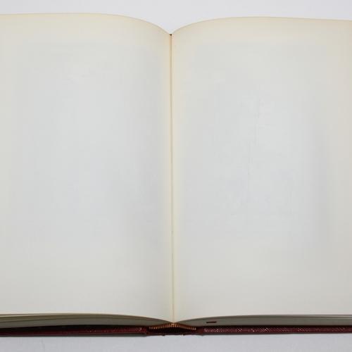 Default empty book