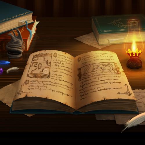 Default book
