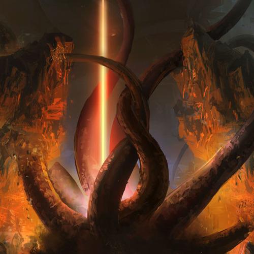 Default octopus by wanbao