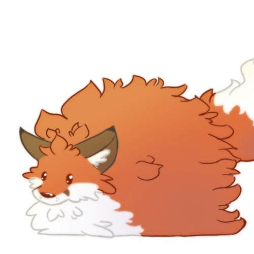 Default floofy fox