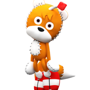 Default the creepy tails doll by nibrocrock d84orh2