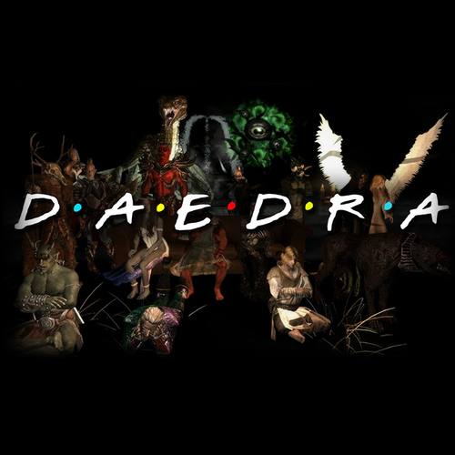Default daedra