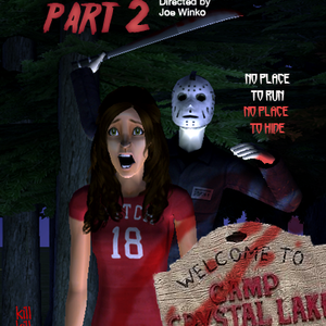 Default friday the 13th part 2 official poster