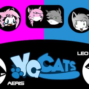 Default vg cats psp wallpaper by azikira