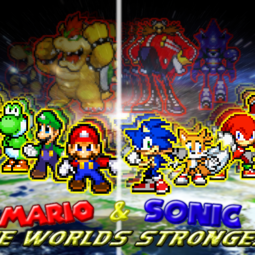 Default  comm rq  mario and sonic  the world s strongest by xerex kai dbeyt7z