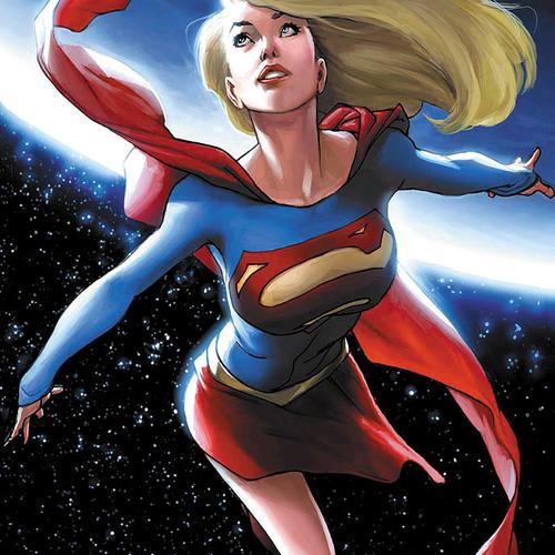 Default supergirl by jprart
