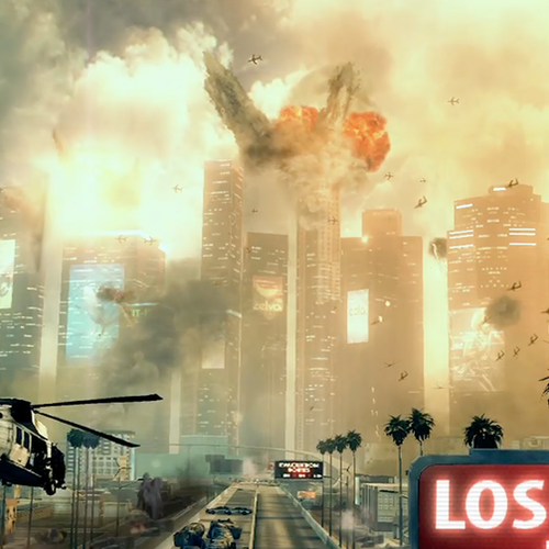 Default call of duty black ops ll los angeles