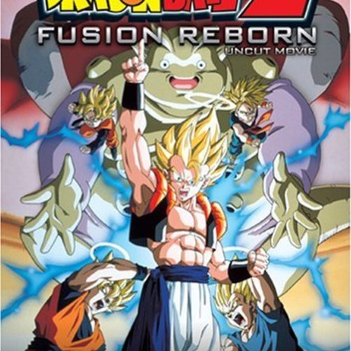 Default dragonball z movie 12 fusion reborn