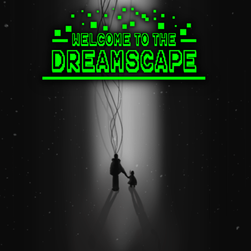 Default welcome to the dreamscape cover art  titled  square