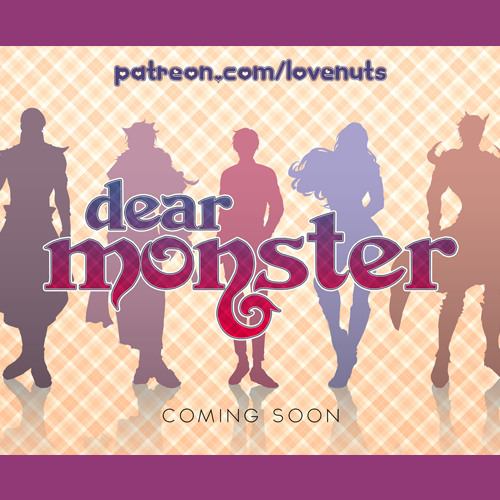 Default dear monster bl game voice actors