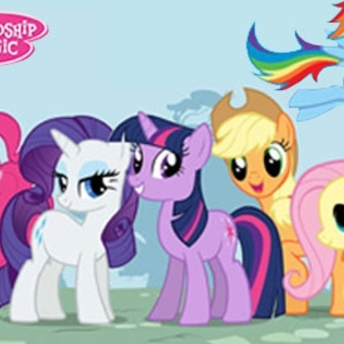 Default the hub presents my little pony friendship is magic