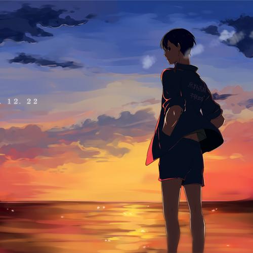 Default haikyuu anime wallpaper background