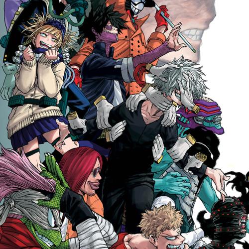 Default league of villains
