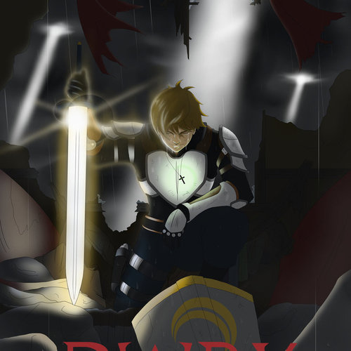 Default rwby  rise of a star knight  movie poster  by nickshepard117 davnr48