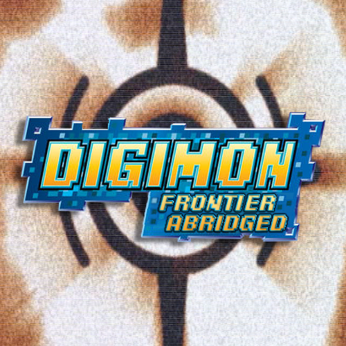 Default digimon logo for casting call