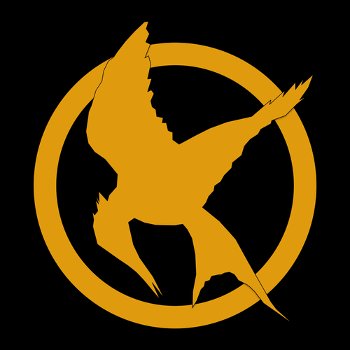 Default hunger games logo