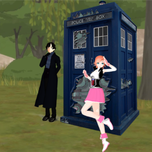 Default the tardis in beacon  preview  by thereplication dak7k1y