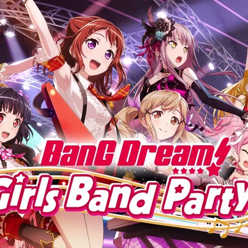 Default bang dream  girls band party