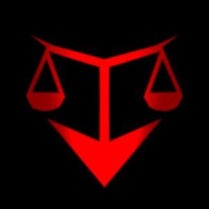Default justice universe symbol