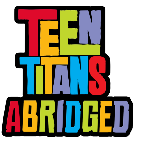 Default teen titans abridged logo