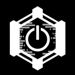 Default oblivious contagion logo  black background