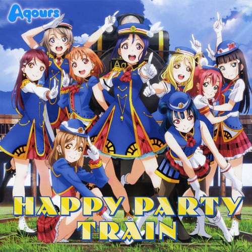 Default happy party train