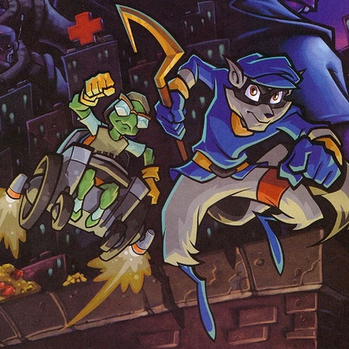 Default sly cooper project pic