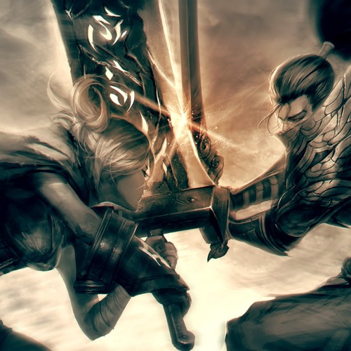 Default yasuo and riven