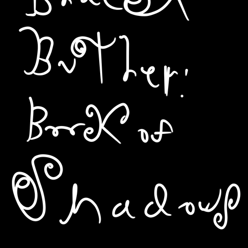 Default black butler book of shadows