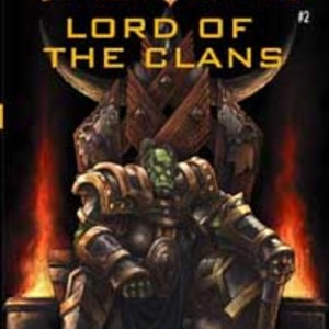 Default warcraft lord of the clans novel cover