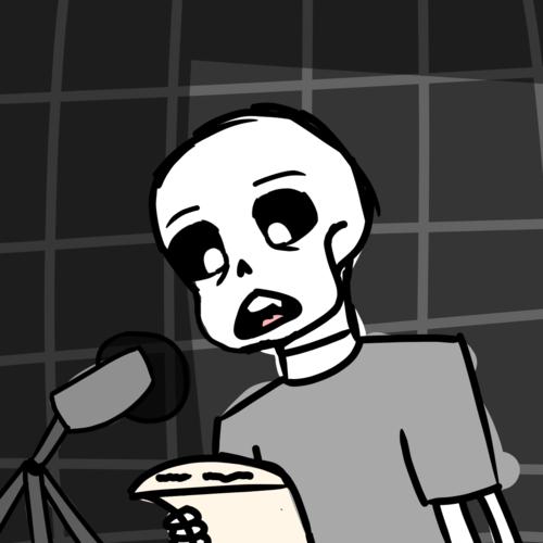 Default sans podcast