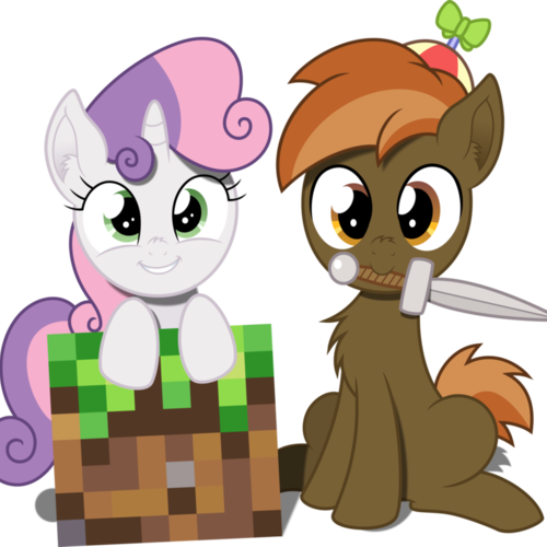 Default sweetie and button by mactavish1996 by mactavish1996 d6k7nnm