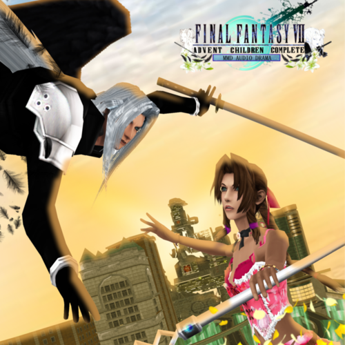 Default ffviiacc mmd audio drama poster  remade  by ffstef09 dc96tlb