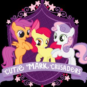 Default cutie mark crusaders crest
