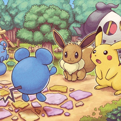 Default 495766 gorgerous pokemon mystery dungeon wallpaper 2000x1500 cell phone