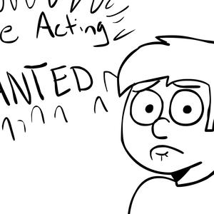 Default vocie acting