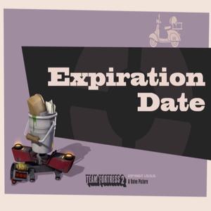 Default 800px expiration date title