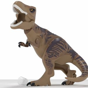 Default lego jurassic world t rex