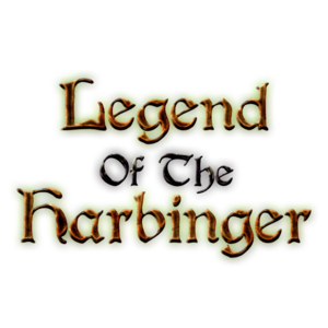 Default legend of the harbinger title