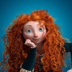 Default brave merida icon
