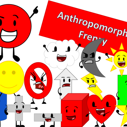 Default anthropomorphic frenzy title