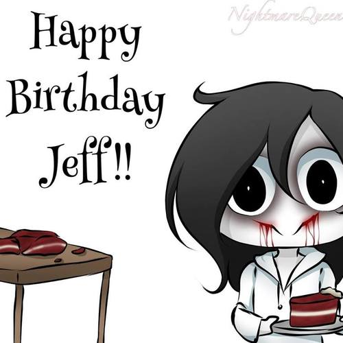 Casting Call Club Happy Birthday Jeff The Killer