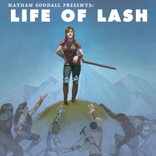 Default lifeoflash podcast profilecoverart