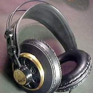 Default headphones