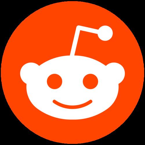 Default reddit icon