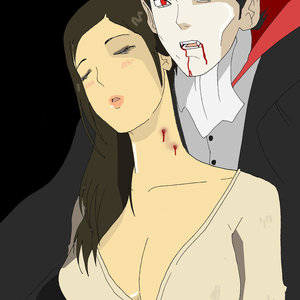 Default me and the count dracula by taranemesis91 d34nn4i