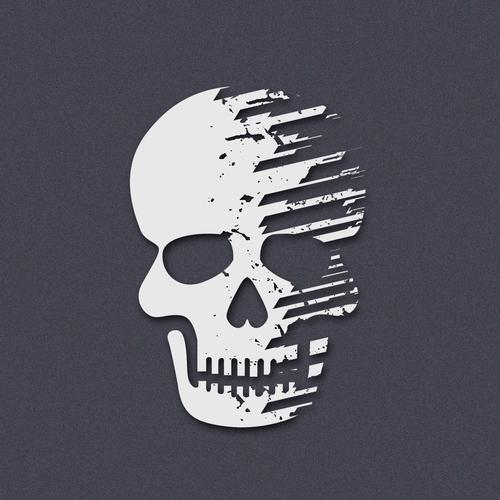 Default dead company logo no words