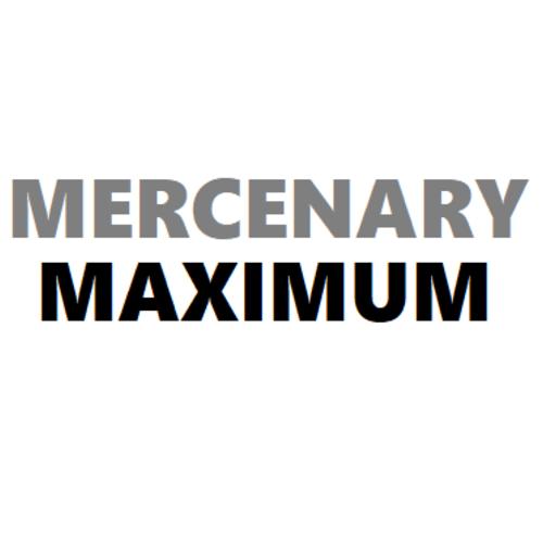 Default mercenary maximum logo