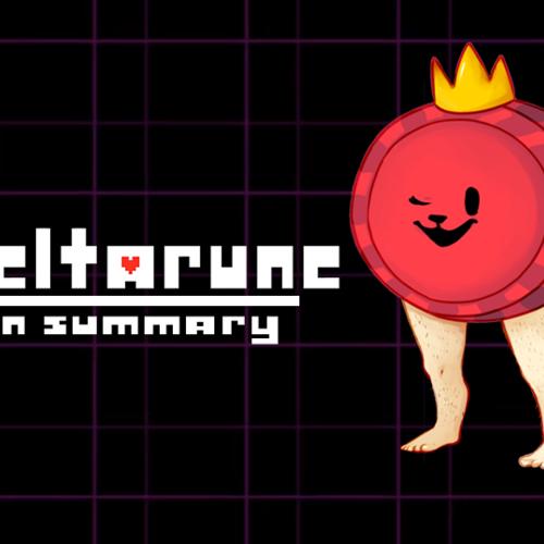 Default deltarune ccc